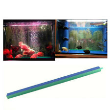 KE_ Aquarium Fish Tank Bubble Wall Tube Air Stone Oxygen Aeration Pump Curtain