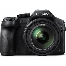 Panasonic DMC-FZ300K LUMIX FZ300 4K 24X F2.8 Long Zoom Digital Camera - Black