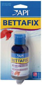 API Bettafix Anti‑Bacterial Fish Remedy (1.7 Ounce)