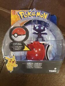 Pokemon Sableye PokeBall Pops Open Tomy Figure Brand New