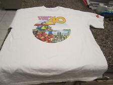 Comic Con 40 T-Shirt - White - 2XL - San Diego