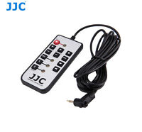 JJC Remote Commander Wired Remote Control for ZOOM H4N H4n RC4 SR-RC4