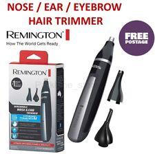 Remington Lithium Nose Ear Trimmer Eyebrow Sideburn Hair Remover Showerproof