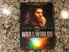 War Of The Worlds Dvd! 2005 Sci-Fi! See) Minority Report & Independence Day