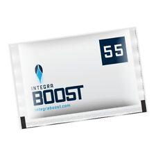 100pc 100 Pack Integra Boost 67g Humidiccant, 55% Rh 2 Way