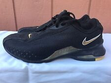 RARE NIKE MX AIR 2003 SPIN RUN TECH US 6 EUR 36.5 BLACK TRAINERS SNEAKERS SHOES