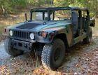 02 AM General M1123 HMMWV 6.5L Diesel w/AC 4 speed Automatic Transmission P/OD
