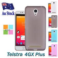 Telstra 4GX Plus / ZTE Blade A462 Soft Slim TPU Gel TPU Case Cover