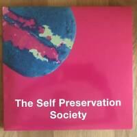 Various The Self Preservation Society LP VINYL ECC100 2018 NEW