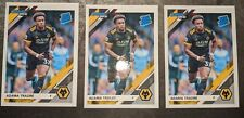 2019-20 CHRONICLES DONRUSS ADAMA TRAORE RATED ROOKIE SOCCER LOT - Wolves
