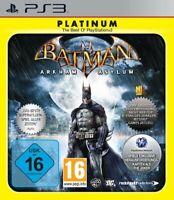 PS3 / Sony Playstation 3 Spiel - Batman: Arkham Asylum [Platinum] DE/EN mit OVP