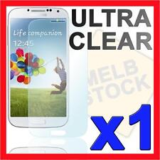1x Ultra Clear Screen Protector Film for Samsung Galaxy S4 SIV S 4 i9500 i9505