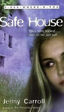 1 800 Where R You #3: Safe House by Jenny Carroll (children's chapter book)