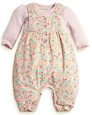 100% Cotton Girls` Outfits and Sets 0-24 Months