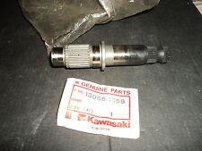 Kawasaki KL 600/650 Kickstarterwelle  KICKSTARTER NOS 13066-1058