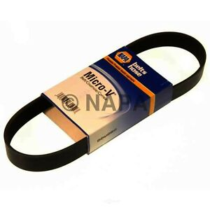 Accessory Drive Belt-DIESEL, Eng Code: L10, Cummins NAPA/BELTS & HOSE-NBH