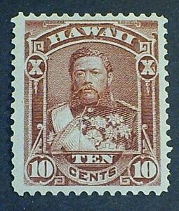 U.S. Possessions HAWAII  SCOTT #44 MH OG F-VF