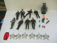 Lot of 8 Playmates Star Trek First Contact Figures