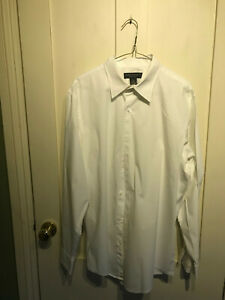 Banana Republic Mens Stretch Classic Shirt Size XL