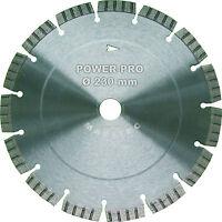 Diamantscheibe Trennscheibe Ø230 für Granit Beton Verbundpflaster Baumaterialien