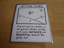 Small Edward Monkton Gift Card Getting Older