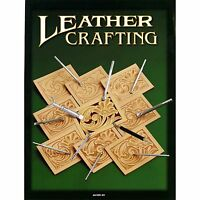 Intro To Leather Crafting Book New 61891-01 Tandy Leather