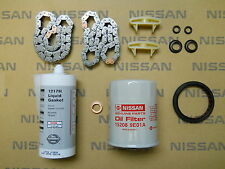 NEW GENUINE NISSAN 4.0 UPPER TIMING CHAIN NOISE REPAIR KIT FRONTIER XTERRA