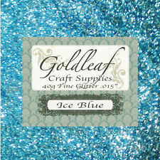 CRAFT GLITTER - ICE BLUE 40g Fine .015""