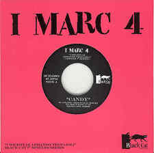 "I Marc 4  - Candy / Roman Blow Up 7"" 45 Radiation Black Cat LTD 333 Trovajoli"