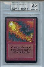 MTG Alpha Red Elemental Blast BGS 8.5 NM/MT+ card Magic the Gathering WOTC 7568