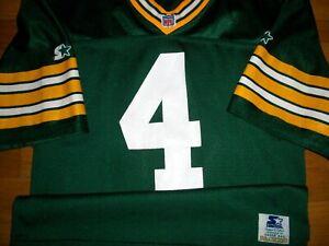 1992 Packers Brett Favre Authentic Game Jersey Sz 40 Starter Berlin WI USA RARE