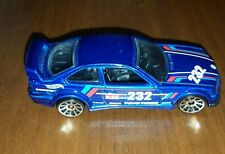 Hot Wheels BMW E36 M3 GTR Blue