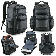 "Basecamp Commander Tech 15"" Laptop / MacBook Pro TSA Friendly Backpack - Black"