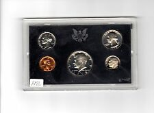 """1972 """"s"""" US Proof set in excellent condition"""