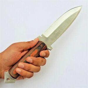 Jagdmesser 30 cm High Carbon Steel 1045 Micarta Hunting Knife