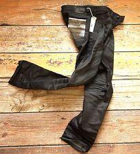 DIESEL D.N.A. JEANS THAVAR in Ebony Size 32x30 Slim-Skinny Made in ITALY $298.00
