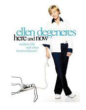 Ellen DeGeneres: Here and Now (DVD, 2003) WORLD SHIP AVAIL