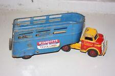 Vintage Wyandotte Trailer Truck