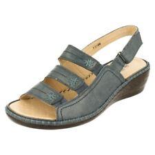 Scarpe da donna BLU con tacco medio (3,9-7 cm)