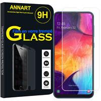 """Film Vitre Verre Trempé Protecteur d'écran Samsung Galaxy A50 SM-A505F 6.4"""""""