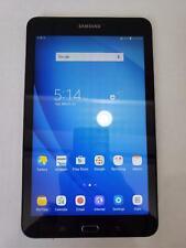 USED 4/10 Samsung Galaxy Tab E T377T, LTE 4G, T-Mobile, 8.0in, 16GB, Black
