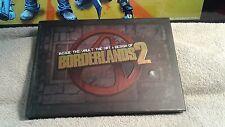 Borderlands 2 Inside the Vault: The Art & Design Book -Artbook - 160 pages