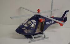 91 ) Playmobil 5183  Polizeihubschrauber mit LED Suchscheinwerfer