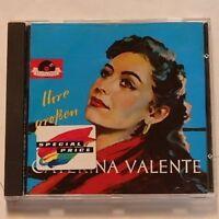 Caterina Valente Ihre großen Erfolge (16 tracks, 1954-62, Polydor) [CD]