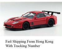 New Kyosho 1:64 Diecast Model Ferrari 575GTC Red 07046A4