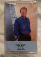 Walkin' in the Sun by Glen Campbell (Cassette, Apr-1990, Liberty USA New SEALED