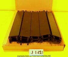 j142b BULK BONUS BUY jouef ho spare 20x wagon chassis'/bottoms (175x30mm bed)new