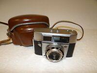 Kamera Agfa Optima 1 plus Tasche Agnar 1:2,8 45 mm geprüft (2792)