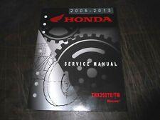 HONDA 2005 2006 2007 2008 2009 2010 2011 2012 2013 TRX250TE/TM SERVICE MANUAL