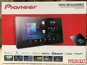 "Pioneer DMH-WC6600NEX  9"" Multimedia HD Capacitive Auxiliary Input USB Input NEW"